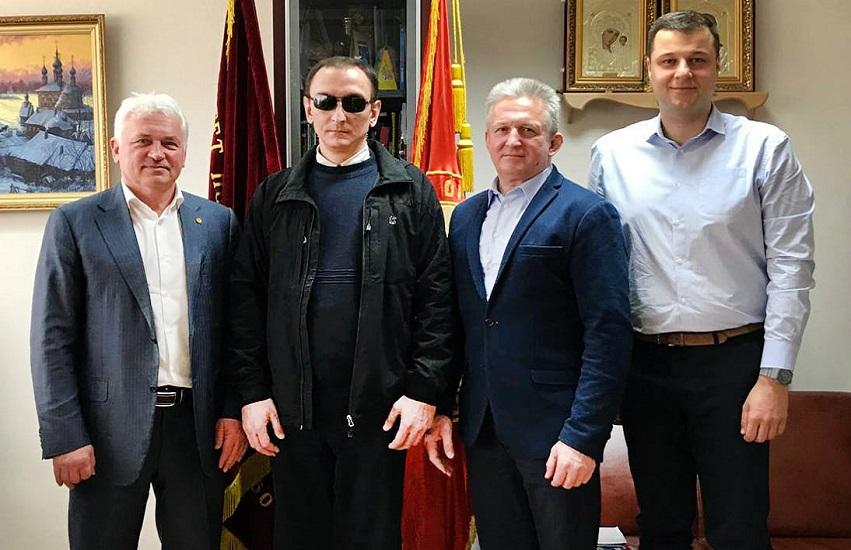 Международный турнир по самбо среди слепых и слабовидящих под эгидой ФИАС может пройти впервые в истории в 2022 году