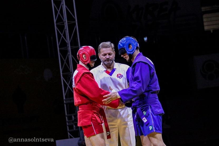Состоялся судьбоносный для дисциплины самбо среди слепых и слабовидящих борцов исполком Международной Федерации Самбо